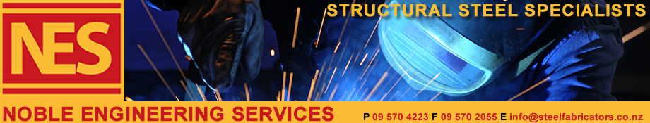 Noble Engineering Services – Structural Steel Specialists